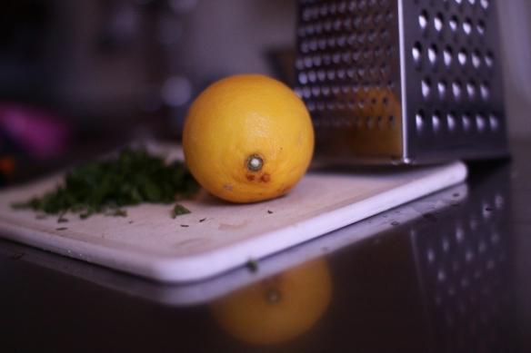 citron&basilika